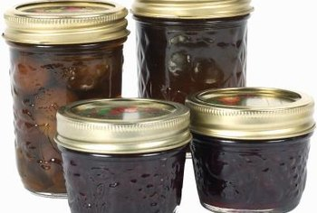 Pectin is often used to make jellies and jams.