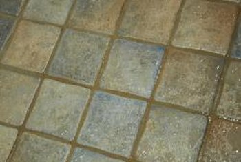 Some materials, such as tile, may be left relatively undamaged by a water leak.
