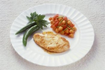 With almost no fat and carbs, chicken breasts are one of the best sources of animal protein.