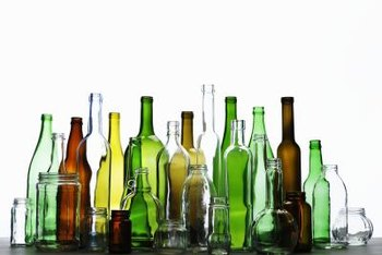 Almost any glass container is recyclable.