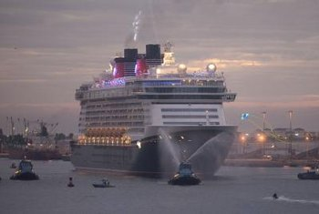 The Disney Dream, inaugurated in 2011, features a fuel-efficient hull coating.