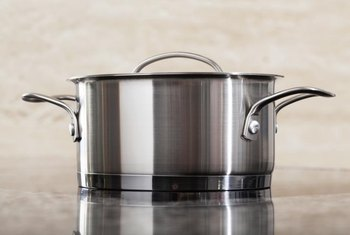 Remove Scorch Marks From Stainless Steel Pan