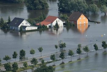 Regular homeowners insurance does not cover flood damage.