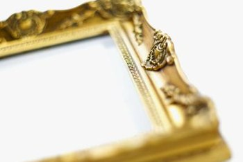 Frames are part of the artisitic expression of your art.