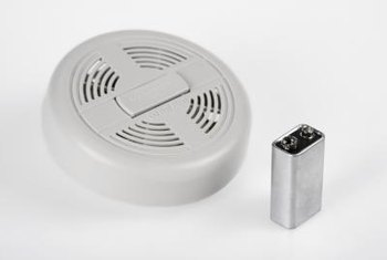 Checking your smoke detector battery keeps you safe.