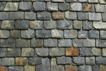 Properly executed repairs extend the life of a slate roof.