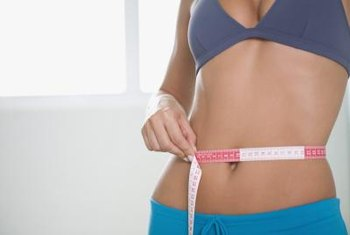 A reduced metabolism increases weight regain risks.