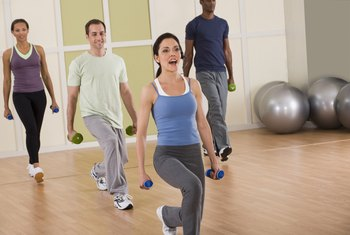 Weight-bearing exercise may help you increase your metabolism.