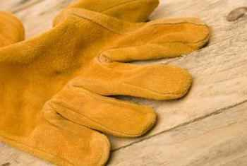 Mildew can permanently stain your suede if not attacked promptly.