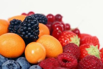 Fruit is chock full of essential vitamins and minerals.