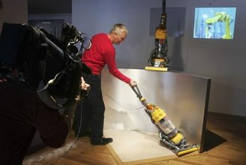 No matter the model, always power down and unplug your Dyson vacuum cleaner before troubleshooting.