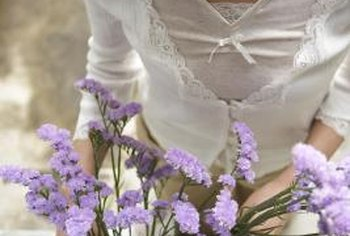 Sea lavender makes a long-lasting cut or dried flower.