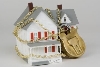 A house in foreclosure doesn't always appraise due to lack of information.