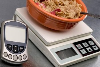 Keeping your blood sugar low requires dietary awareness.