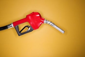 Burning gasoline causes carbon deposits.