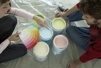 A quality eco-friendly paint emits little or no odor.