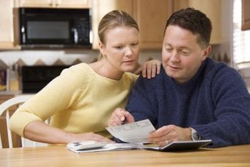 Homeowners should keep careful track of mortgage payments.