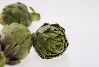 Choose artichokes that feel heavy for their size.
