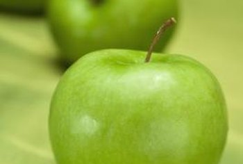 Granny Smith apples can be produced in mild winter climates.