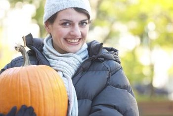 Big, healthy pumpkins need several important nutrients.