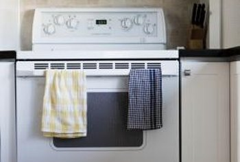 Regular cleaning keeps your oven sparkling inside and out.
