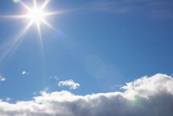 Some of the sun's rays trigger a process in human skin that produces vitamin D-3.