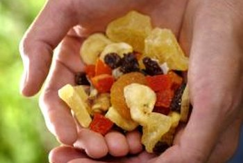 Trail mix doesn't have to be too high in calories.