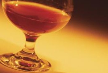 Brandy's polyphenol content might fight cardiovascular disease.