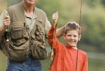 Check local advisories pertaining to the safety of fish caught in local lakes.
