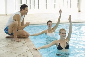Rigid foam insulation is best suited to pools with flat walls.