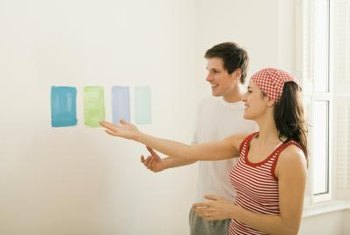 Choosing harmonious paint colors can be a design challenge.