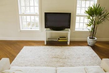 Keep using your favorite rugs by repairing the rubber backing when it begins to fail.