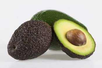 Grow avocado seeds from ripe fruits.