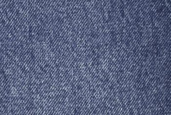 Natural indigo was used as dye for blue jeans.