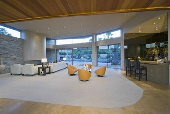 Types of Flooring for Open Floor Plans | Home Guides | SF Gate