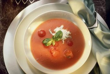 Never add milk to a tomato-based dish because acid is a natural coagulant and causes curdling.