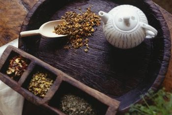 Naturally flavored black tea is a source of antioxidants known as polyphenols.