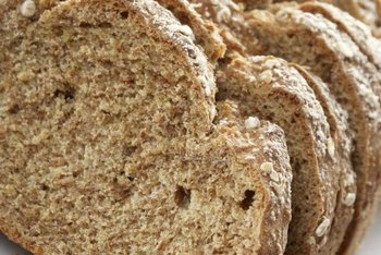 Most kinds of bread contain yeast.