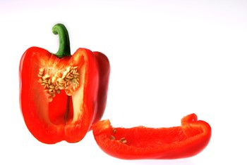 Each seed in a bell pepper can grow into a new plant.