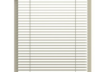 Clean both sides of the blinds by closing them in one direction, then the other.