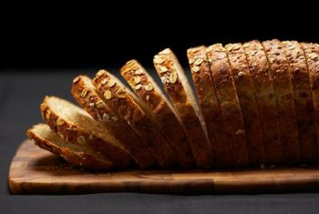 As a rule, the bread with the highest whole-grain content is the healthiest.