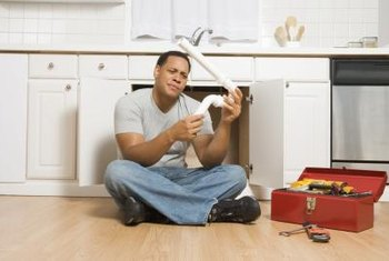A landlord can enter the property to make repairs.