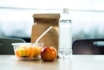 Brown bagging it can help you control portion sizes.