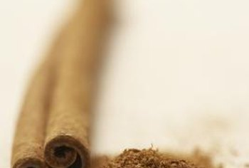 Cinnamon can help cure your orchid's diseases.