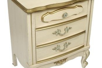 Create a classic French provincial style for any room.