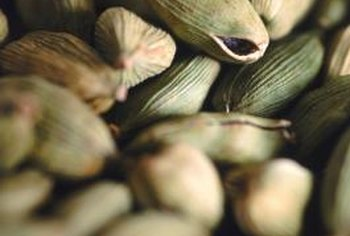 Growers cultivate cardamom for its valuable pods.