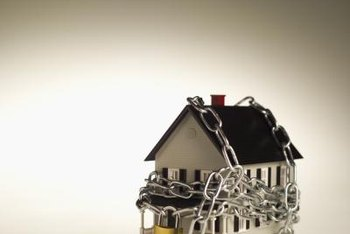 A landlord can not lock out a tenant without following legal protocol.