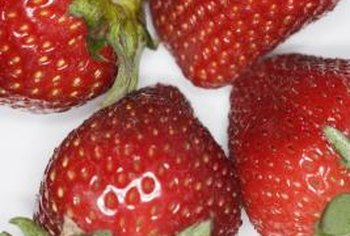 Strawberries are typically easy to grow in home gardens.