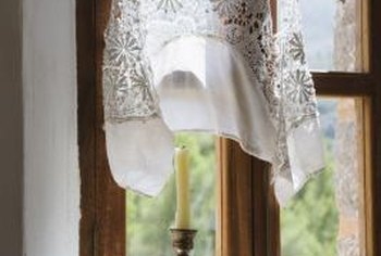 A solar window candle replaces candles and plug-in window lights.