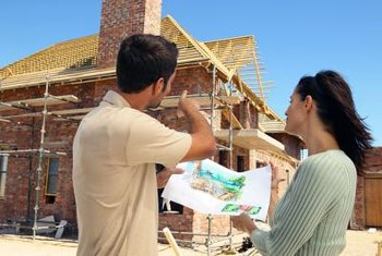 Land loans and construction loans can be rolled into one if you're prepared to begin building.